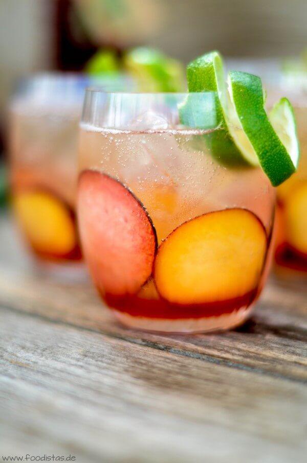 Plum Cider von den [Foodistas]
