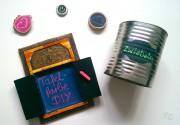 DIY: Tafelfarbe selbermachen