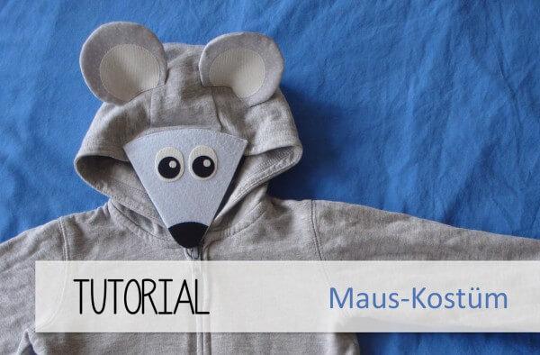 Mause-Kostüm - DIY