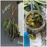 Hausmacher Salbei-Honig-Sirup