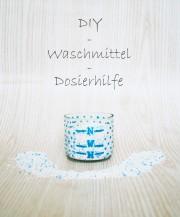 DIY Waschmittel-Dosierhilfe