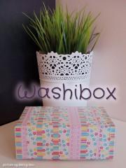 Verpackungsbox mit Washitape verschönern