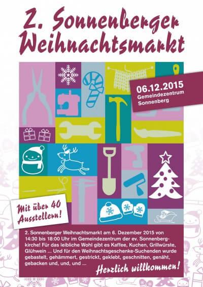 2. Sonnenberger Weihnachtsmarkt
