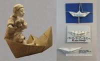 Papierschiff falten und Buchseiten upcyceln
