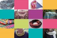 Tücher, Schals und Loops - mit vielen Anleitungen