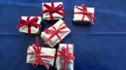 Weihnachtsdeko aus Kaffeetüten