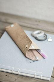 DIY Stiftemäppchen + Schnittmuster