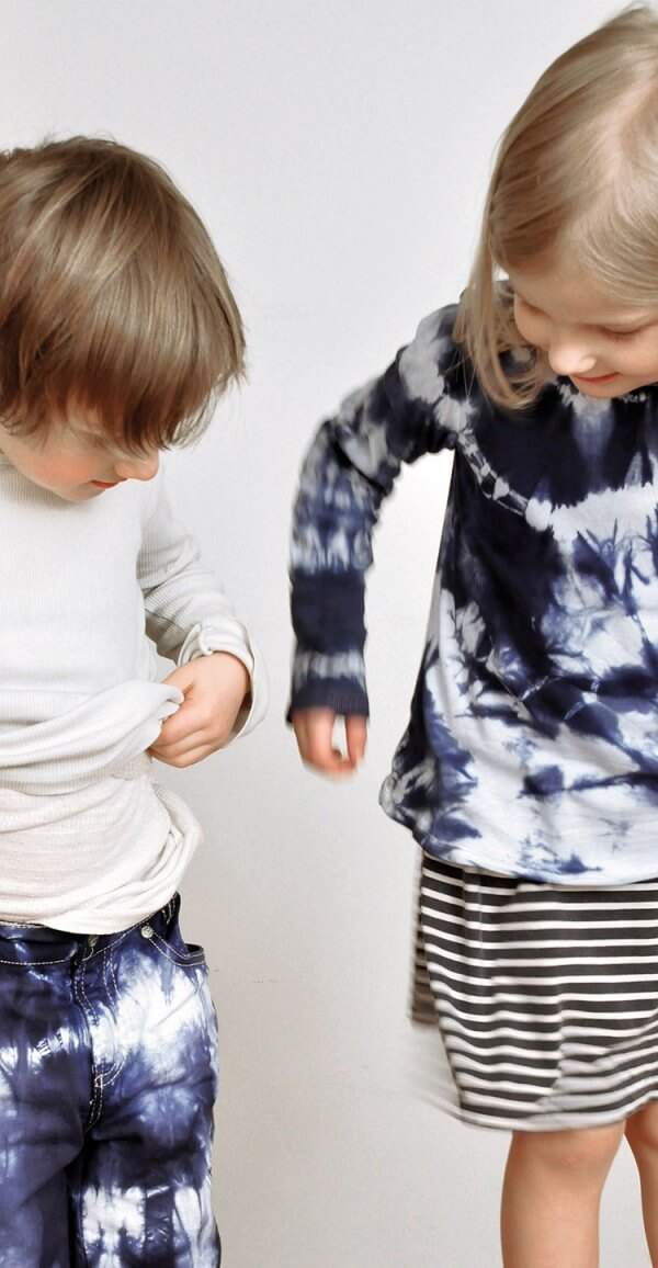 Batik: Blaues Wunder