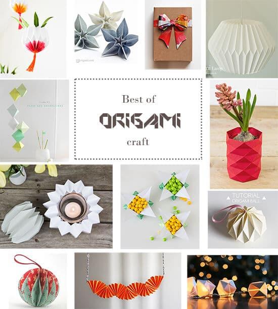 Best of Origami craft