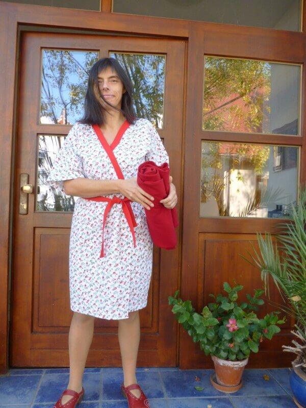 Kimono! Kleid! Jacke! - HANDMADE Kultur