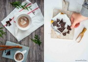 Sea Salt & White Chai Spice Hot Chocolate