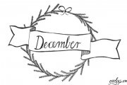 Wallpaper für Dezember