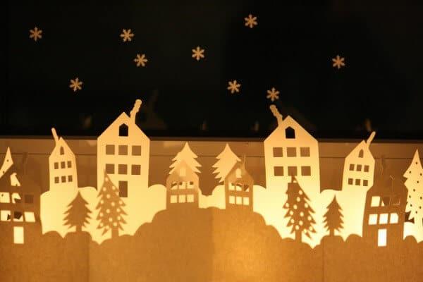 Winterwunderland - Plotter Freebie