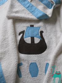 Kapuzenbadetuch, ein schönes Geschenk zur Geburt