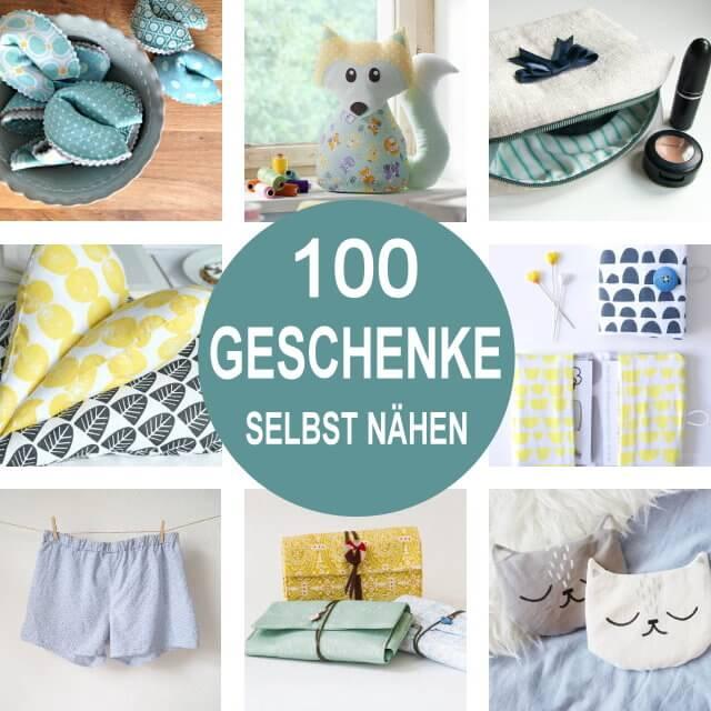 Geschenke selbst n hen 100 kleine diy geschenkideen handmade kultur - Pinterest geschenkideen ...