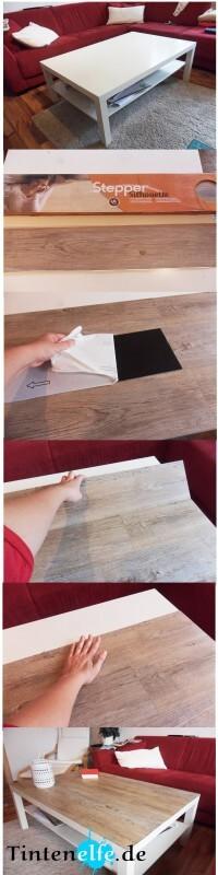 Ikea Hack - Lacktisch aufmöbeln