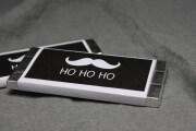 Gruß vom Nikolaus: HO, HO, HO!