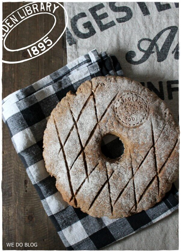 Brot backen - mal anders