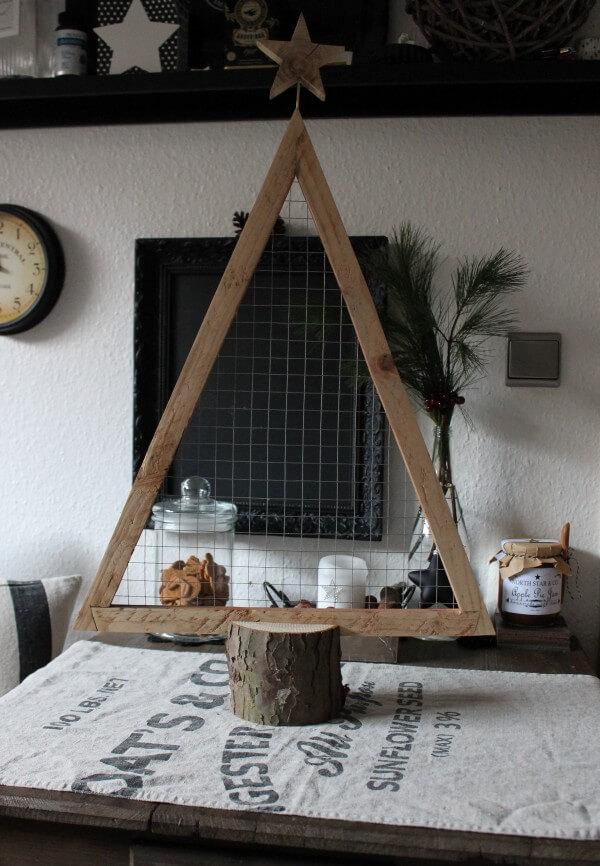 Tannenbaum Adventskalender Holz.Adventskalender Tannenbaum Diy Handmade Kultur