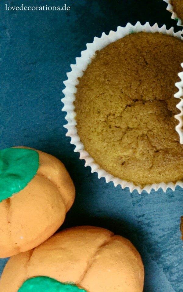 Leckere Kürbis-Muffins