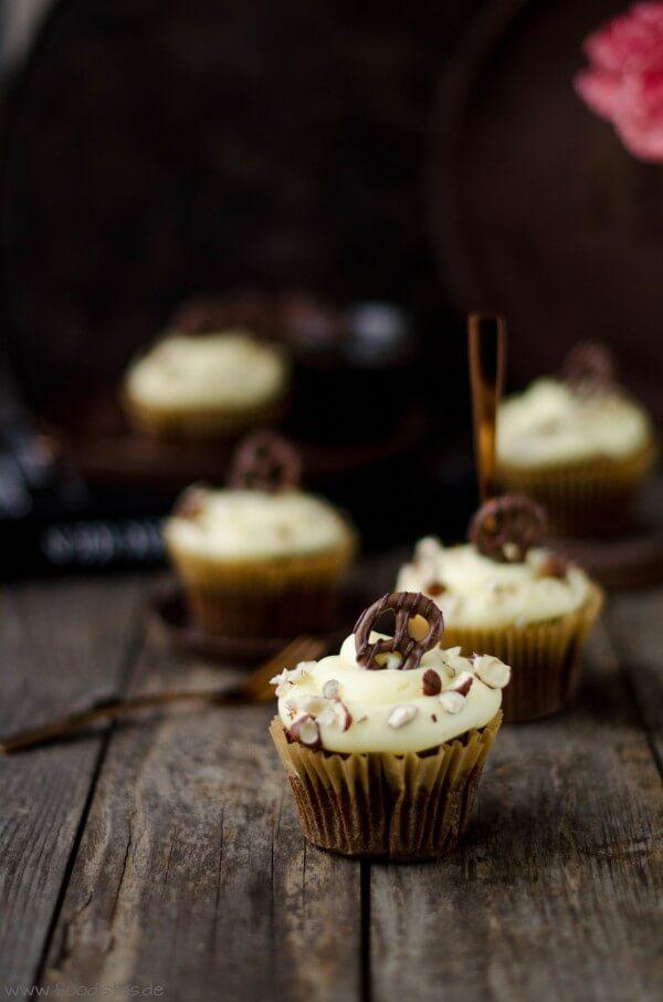 Malzbier-Cupcakes von den [Foodistas]