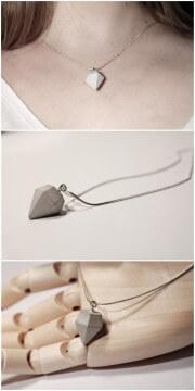Beton-Diamant-Kette