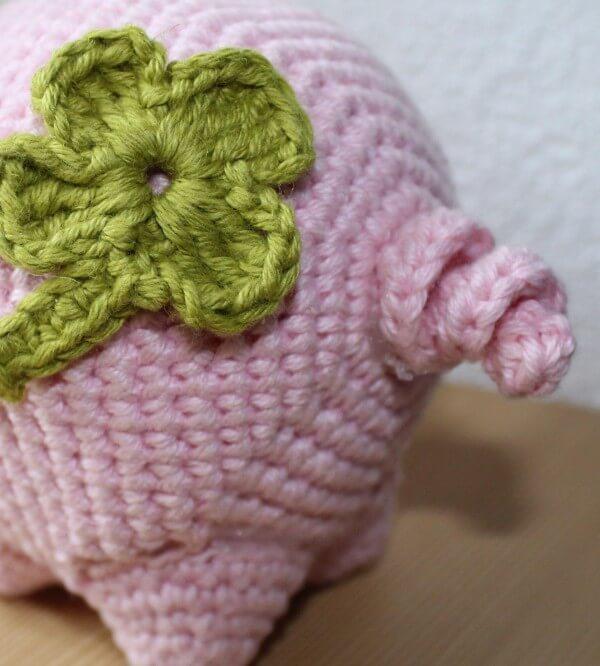 Glücksschweinchen Handmade Kultur