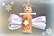 Kleine Engelchen zum Advent