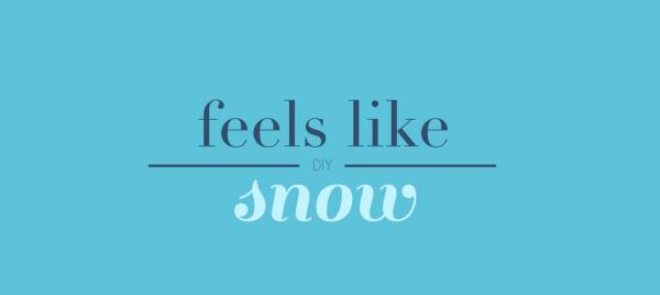Winter Deko selber machen | DIY Tutorial