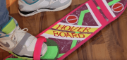 Last Minute DIY Kostüm | Hoverboard Tutorial | Back to the Future