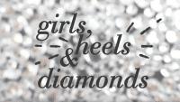 DIY | Pimp Your High Heels With Diamonds, Girl! | Fashion Hack Tutorial