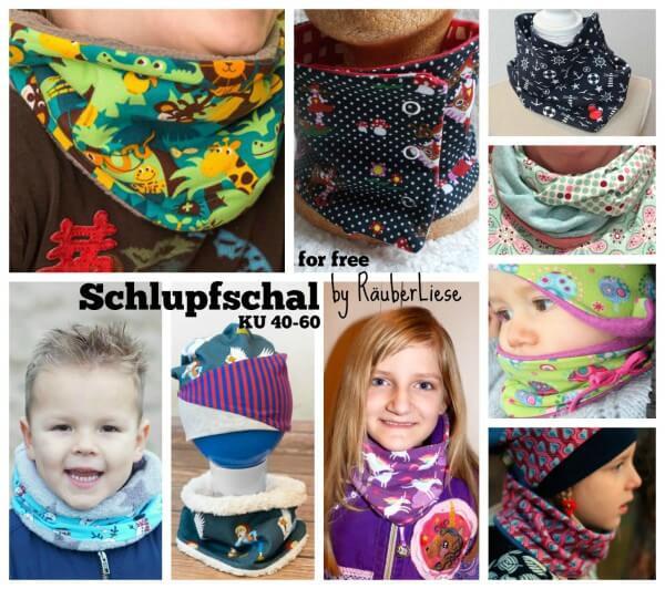 Freebook Schlupfschal by RäuberLiese