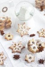 """""""Kardamom Cookies gefüllt mit einer Fleur de Sel Ganache!"""""""