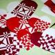 Dänische Weihnachtsherzen weben