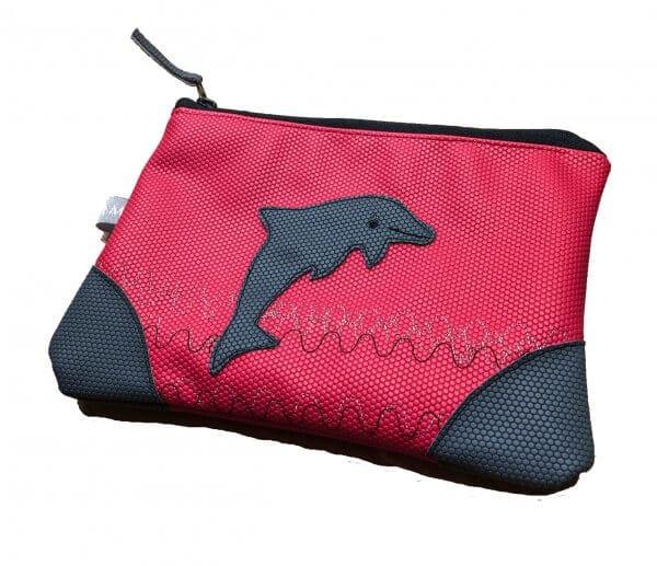 eReader-Tasche mit Delfin nähen