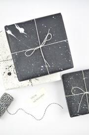 Geschenkverpackung für Design-Liebhaber