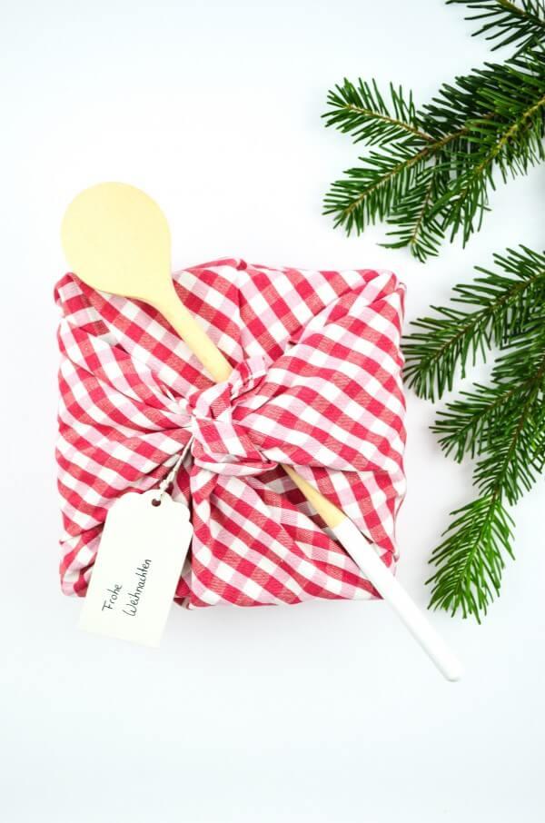 Geschenkverpackung für Gourmets