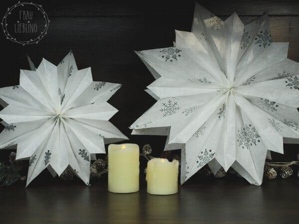 diy weihnachtsstern aus papiert ten handmade kultur. Black Bedroom Furniture Sets. Home Design Ideas