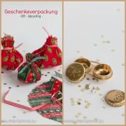 Geschenkverpackung (Upcycling)