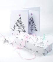 Handmade Geschenkpapier
