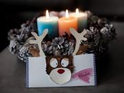 Gutschein für Weihnachten basteln