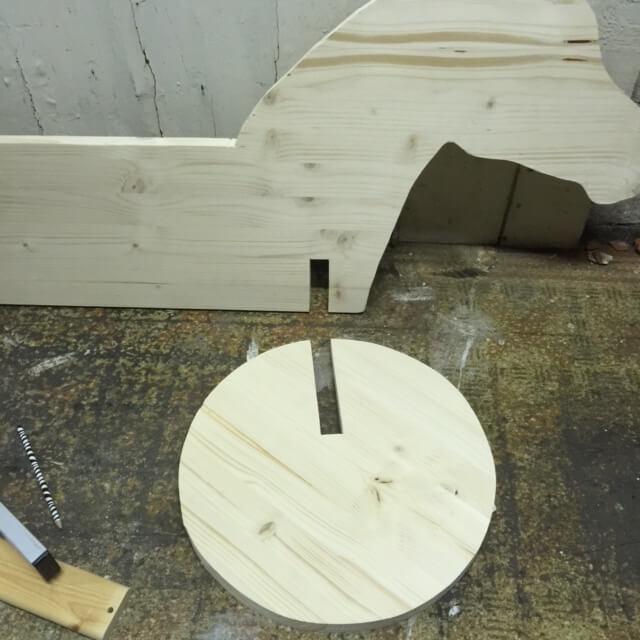 Holzpferd selber machen - HANDMADE Kultur