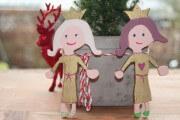 Eure Kinder als Designer: Weihnachtsschmuck