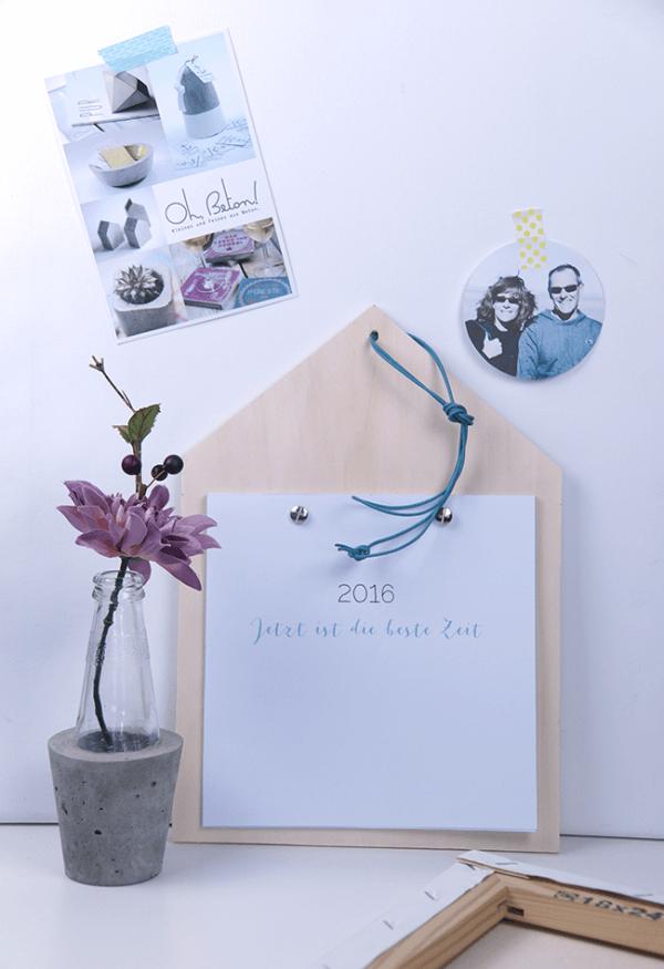 """""""Haus"""" Kalender 2016"""