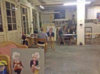 Kunstkurse im Atelier Hamburg