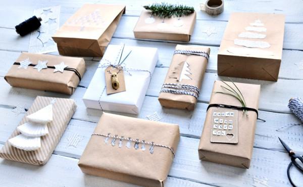 diy 9 sch ne und wirkungsvolle verpackungen f r. Black Bedroom Furniture Sets. Home Design Ideas