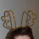 Rentier-Haarreifen