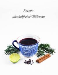 Rezept: alkoholfreier Glühwein