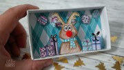 Weihnachtsgrüße aus der Schachtel