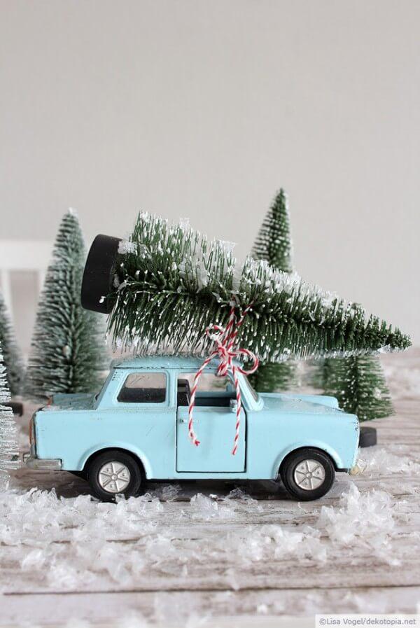 Miniatur Winterwonderland